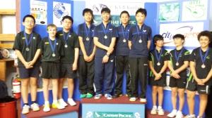 A grade Silver Medals