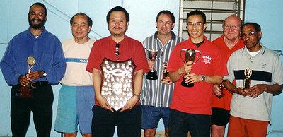 Hugh & Titan players (2002)