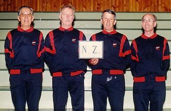 Bi-Centennial Australian Veterans Championships Melbourne (1988)