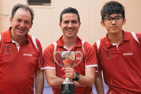 Premier Winners Titan Terriers (Lindsay, Ben, Ricky)