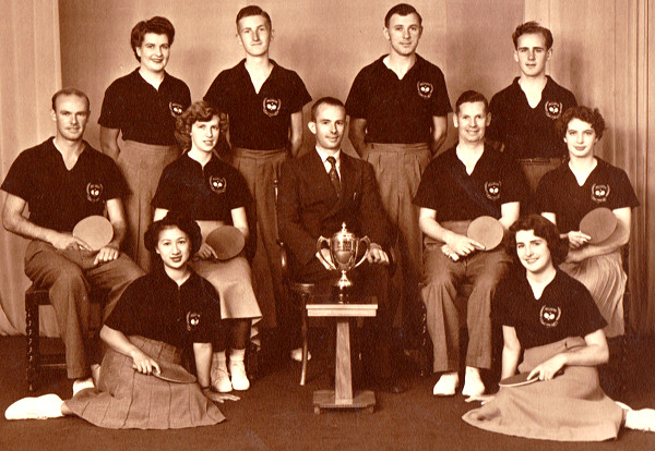 1951 Wellington Men's and Women's Teams