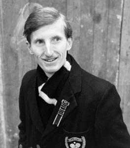 Murray Dunn in 1958