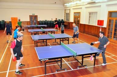 A Thursday at Onslow's senior club