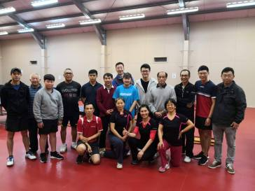 Wgtn New Chinese Friendship tourney group photo