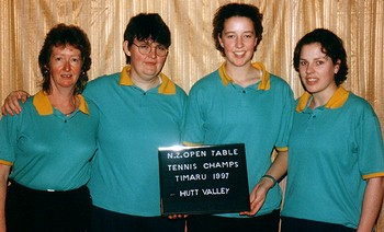 1997 HV Women's Team